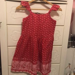 GAP kids beautiful floral dress size L NWT🌺
